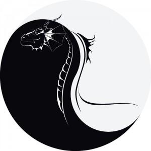 El dragón y el equilibrio (Derechos de autor: sgrigor)