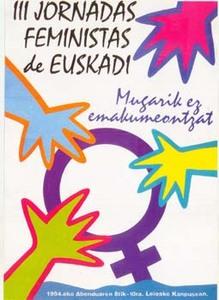 III Jornadas feministas Euskadi