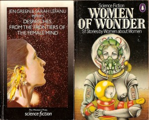 sciencie fiction from women for women