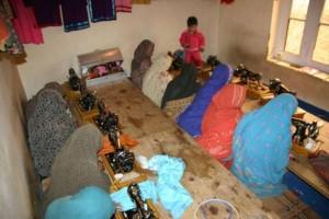 3 Centro de formación de mujeres en Machulo
