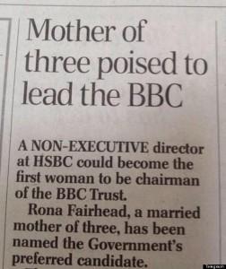 Titular de The Telegraph
