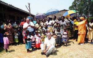 Acogida en Rwanda