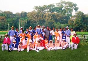 Grupo de Danza Montubia