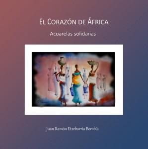 """Libro """"El corazón de África"""""""