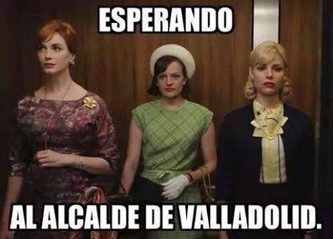 Alcalde Valladolid