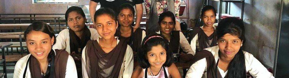 Mujeres más visibles en India gracias a #24HourProject