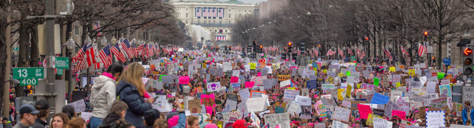 La democracia comienza por la igualdad de género
