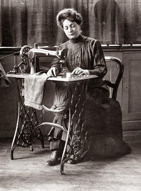 El teletrabajo: el trabajo a domicilio, viejo –y actual– conocido de las mujeres